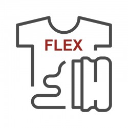 Textildruck - Flex